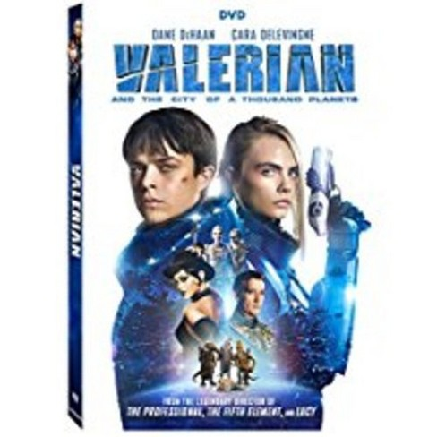 Valerian And The City Of A Thousand Planets (DVD) - image 1 of 1