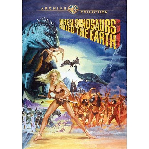 When Dinosaurs Ruled The Earth (DVD) - image 1 of 1