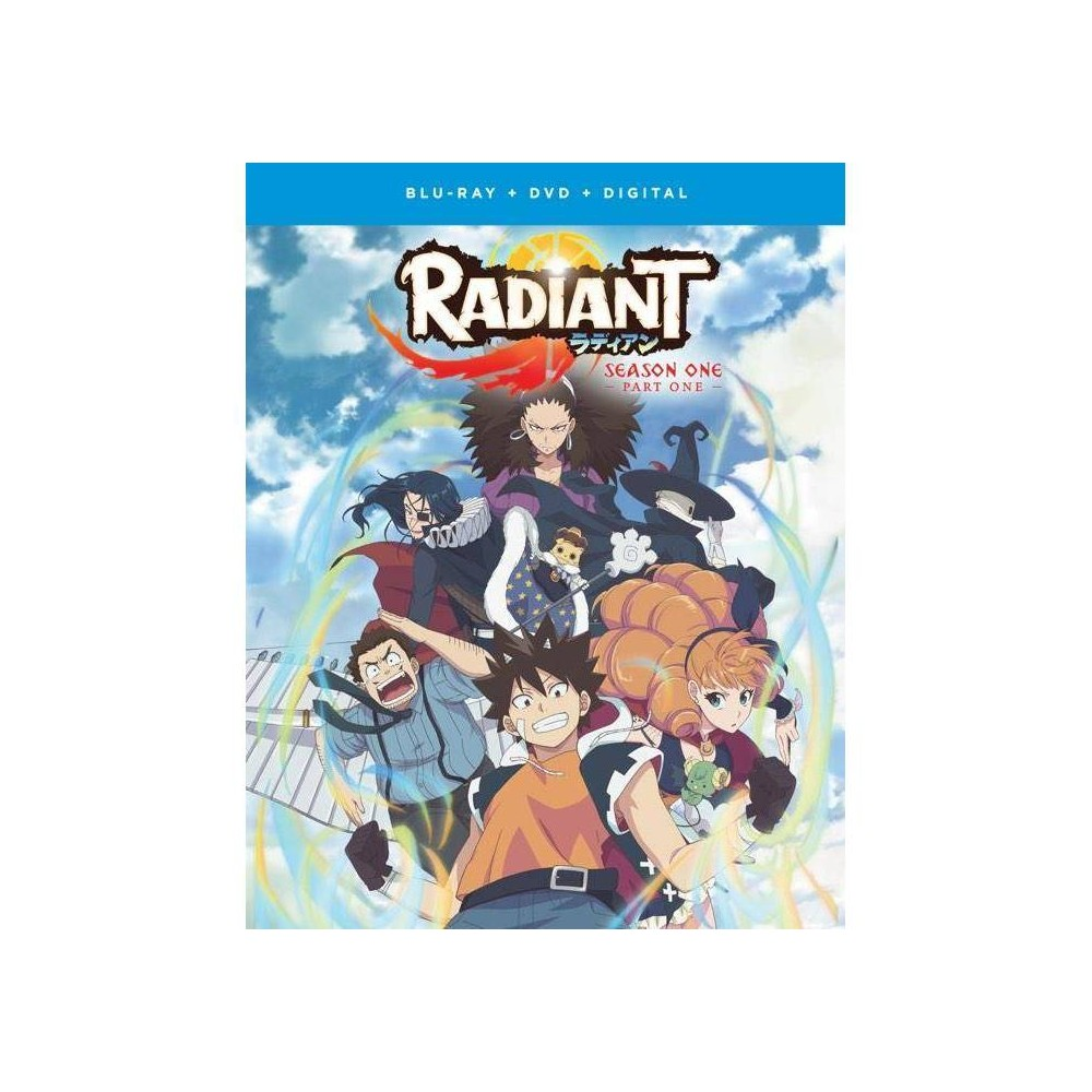 Radiant Season 1 Part 1 Blu Ray 2019
