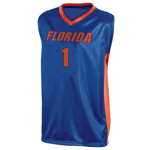 36d85c18f99 Florida Gators Boy s Basketball Jersey   Target