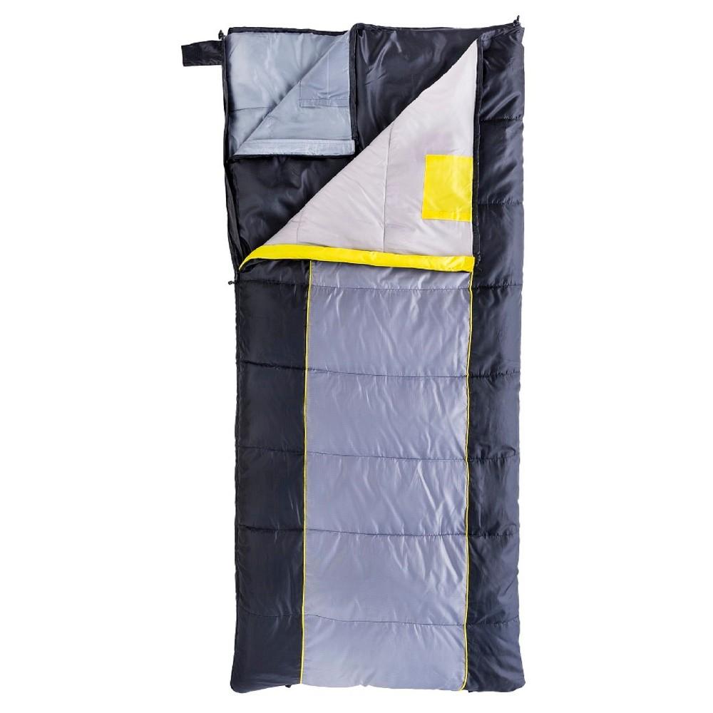 Kamprite 3-in-1 0 Degree Sleeping Bag, Multi-Colored