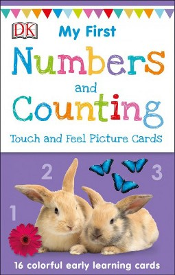 Numbers and Counting - CRDS/PAP (My 1st Touch & Feel Picture Cards)by Jane Yorke (Paperback)