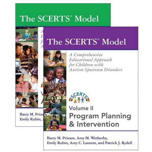 The Scerts(r) Model - by  Barry Prizant & Amy Wetherby & Emily Rubin & Amy Laurent & Patrick Rydell - image 1 of 1