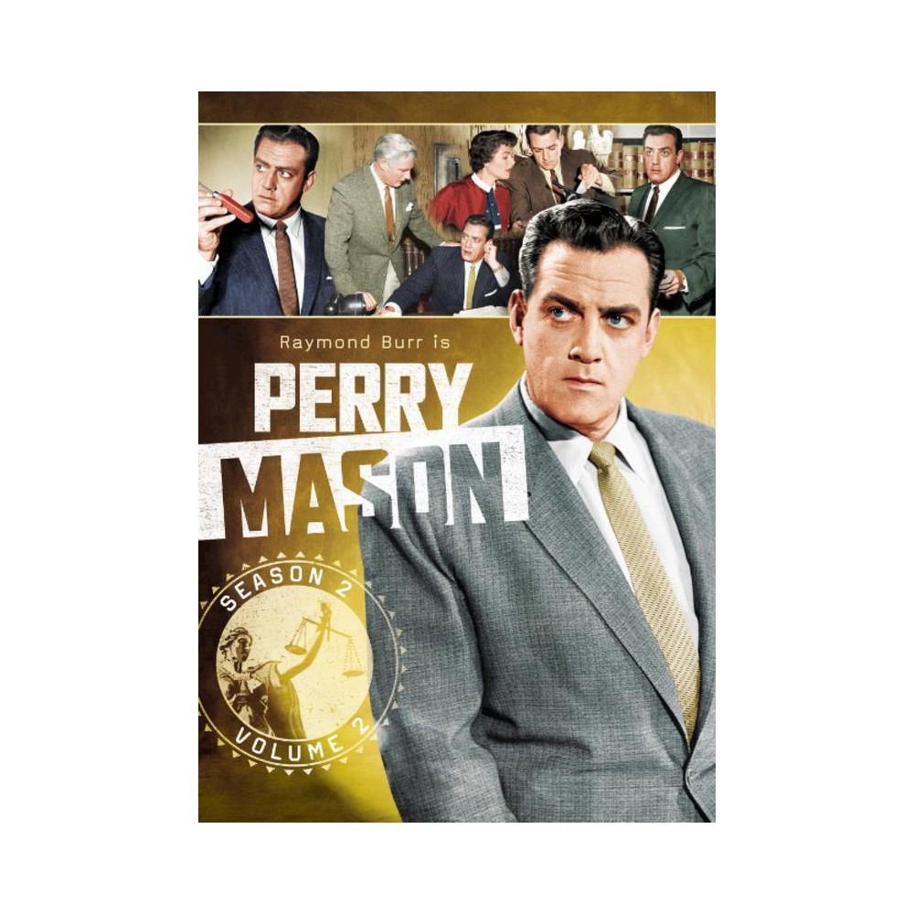 Perry Mason: Season 2, Vol. 2 [4 Discs]