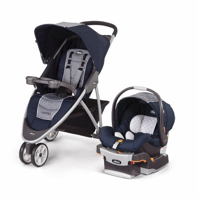 Chicco Viaro Travel System - Oxford