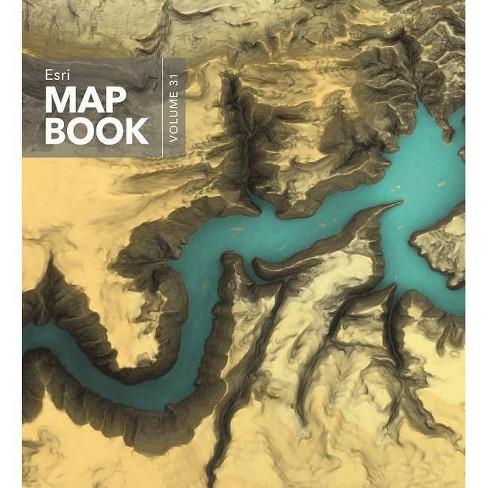 ESRI Map Book, Volume 31 - (Paperback) - image 1 of 1