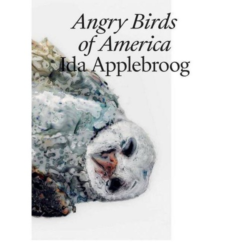 Angry Birds of America - (Paperback) - image 1 of 1