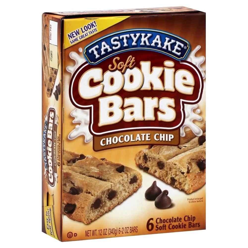 Tastykake Chocolate Chip Cookie Bar 12 oz