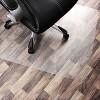 "48""x53"" Rectangular Anti-Slip Uno Mat For Polished Hard Floors Carpet Tiles - Cleartex - image 4 of 4"