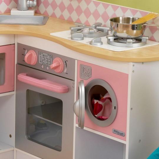 KidKraft Grand Gourmet Corner Kitchen 4pc image number null
