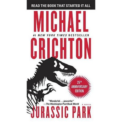 Jurassic Park (Paperback) by Michael Crichton