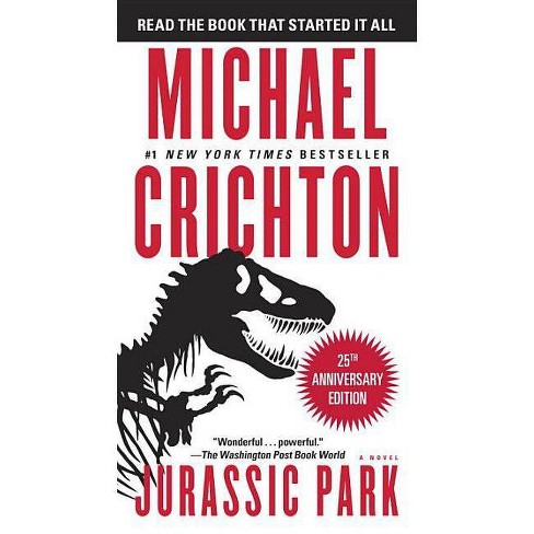 Jurassic Park (Paperback) by Michael Crichton - image 1 of 1