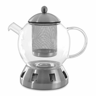 BergHOFF Dorado 5.5 Cups 4 Pcs Glass Teapot : Target