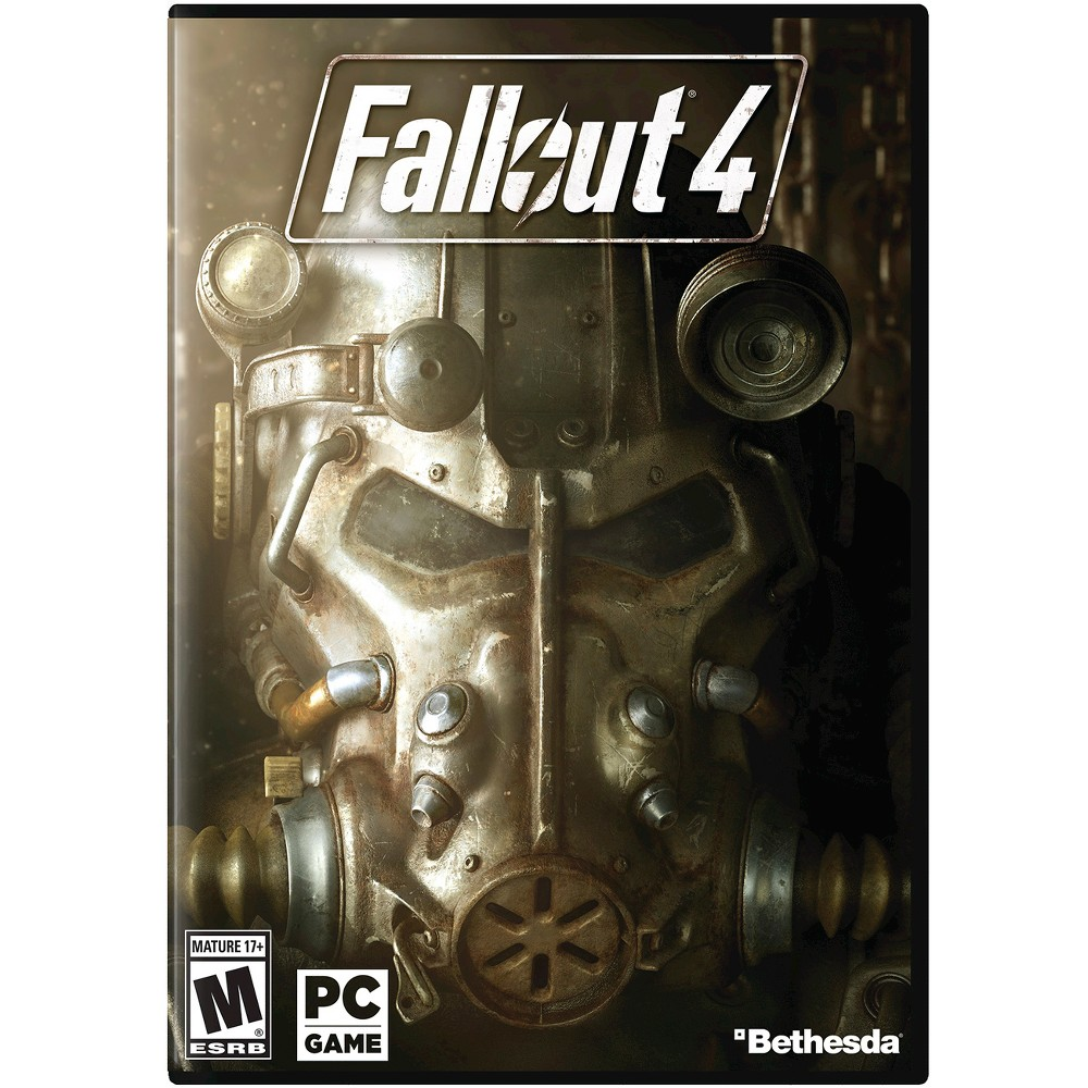 Fallout 4 PC Game, Video Games This eagerly-awaited game is the follow up to the 2008 'Game of the Year', Fallout 3, and the first title from the world-renowned studio since the release of their global phenomenon and 2011 'Game of the Year', The Elder Scrolls V: Skyrim.