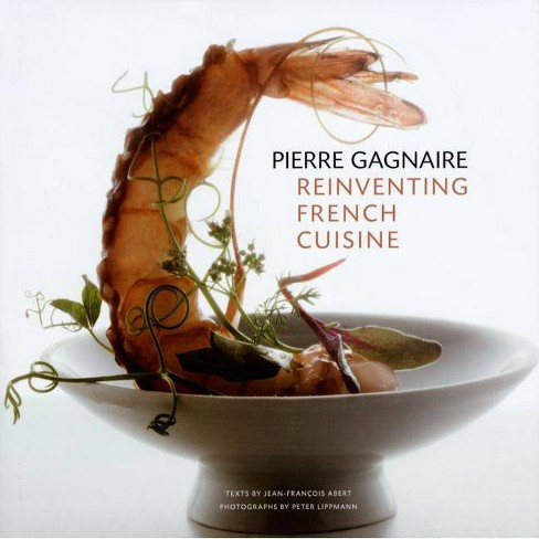 Pierre Gagnaire - by  Jean-Francois Abert (Hardcover) - image 1 of 1