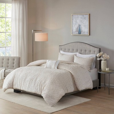 Sophie 4 Piece Cotton Comforter Set