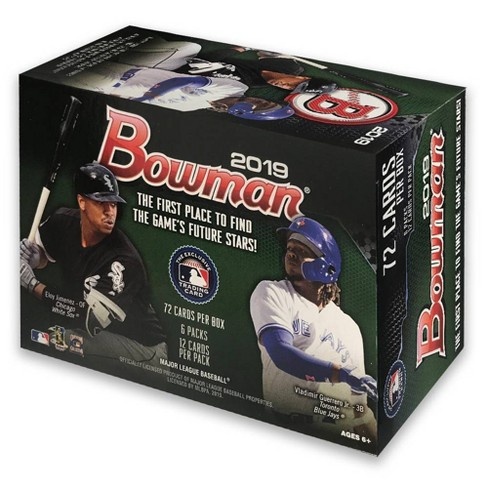 2019 Topps Mlb Bowman Baseball Trading Card Blaster Box