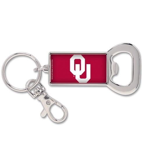 NCAA Oklahoma Sooners Lanyard Bottle Opener Keychain - image 1 of 1