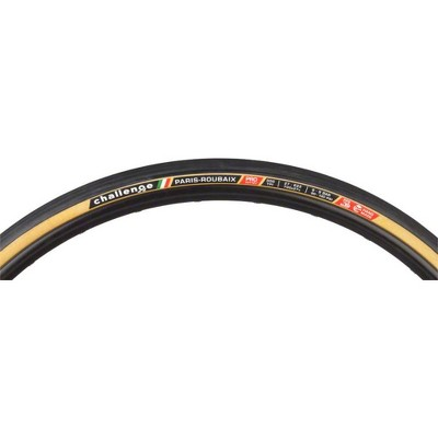 Challenge 700x25 or 23mm Elite Pro Open Tan or Black Sidewall Bike Tire Clincher