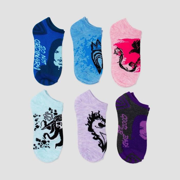 Girls' Descendants Socks - image 1 of 1