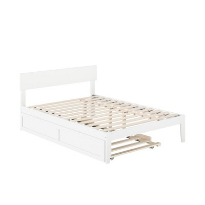 Boston Bed with Trundle - Atlantic Furniture