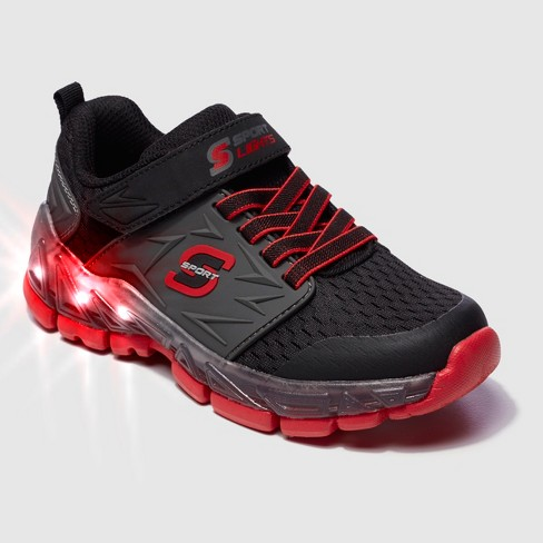 skechers shoes light up
