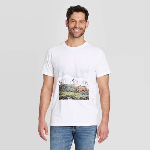 Men's Standard Fit Short Sleeve Graphic T-Shirt - Goodfellow & Co™ - image 1 of 3