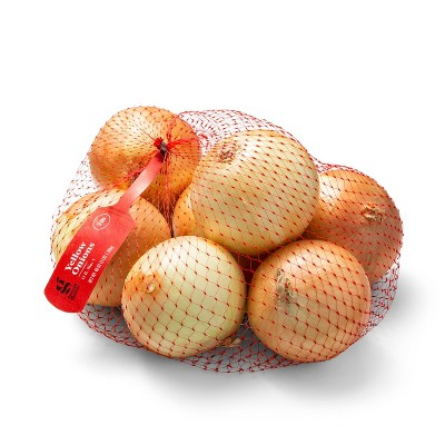 Yellow Onions - 3lb Bag - Good & Gather™