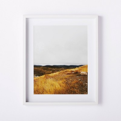 """20"""" x 24"""" Meadow Framed Wall Art - Threshold™ designed with Studio McGee"""