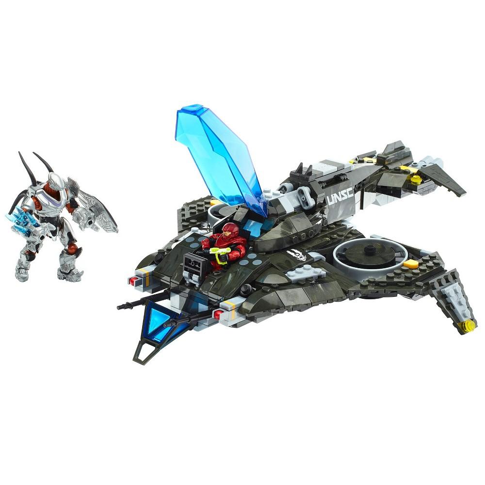 Mega Construx Halo Warzone Wasp Strike Building Set