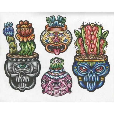 Crayola Art With Edge Sugar Skulls Coloring Book : Target