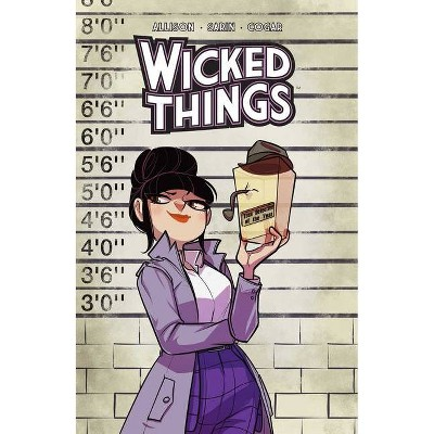 Wicked Things - by  John Allison (Paperback)