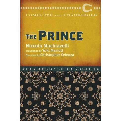 The Prince - by  Niccolo Machiavelli (Paperback) - image 1 of 1