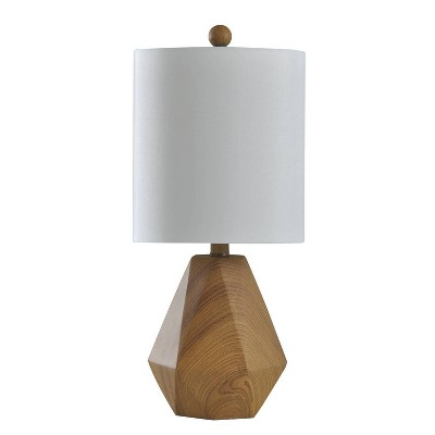 William Table Lamp Natural - StyleCraft