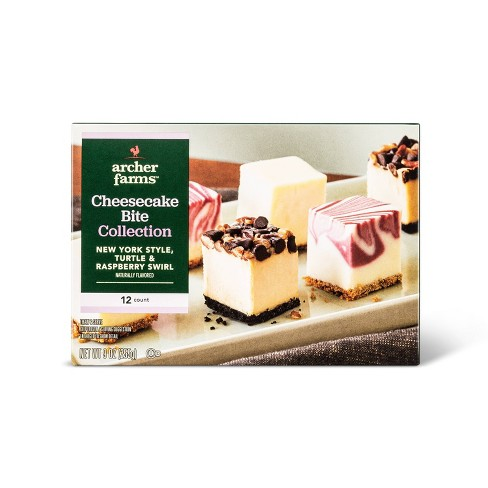 Cheesecake Frozen Bite Collection - 12ct - Archer Farms™ - image 1 of 1