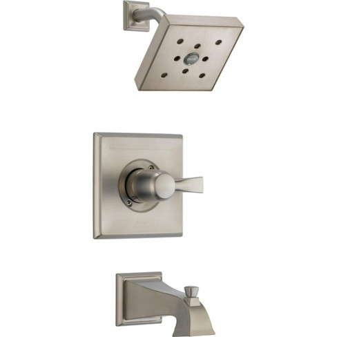 Delta Faucet T14451-H2O Dryden Tub and Shower Trim Package - image 1 of 4