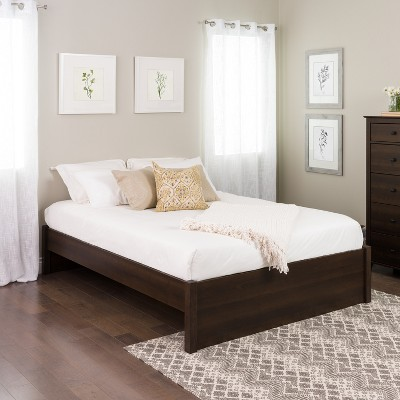 Select 4 - Post Platform Bed - Prepac