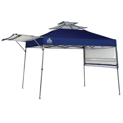 Quik Shade Straight Leg Instant Shelter - Blue/Graphite