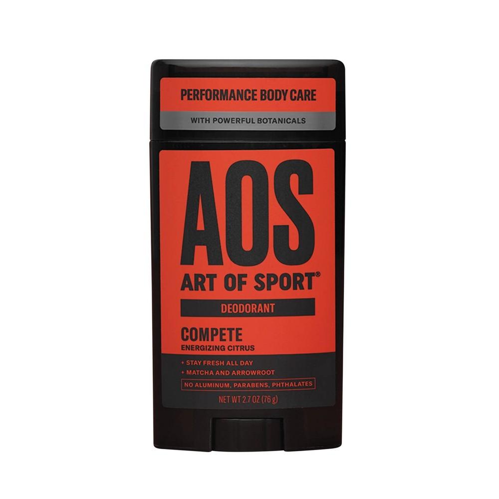 Image of Art Of Sport Compete Men's Deodorant - 2.7oz