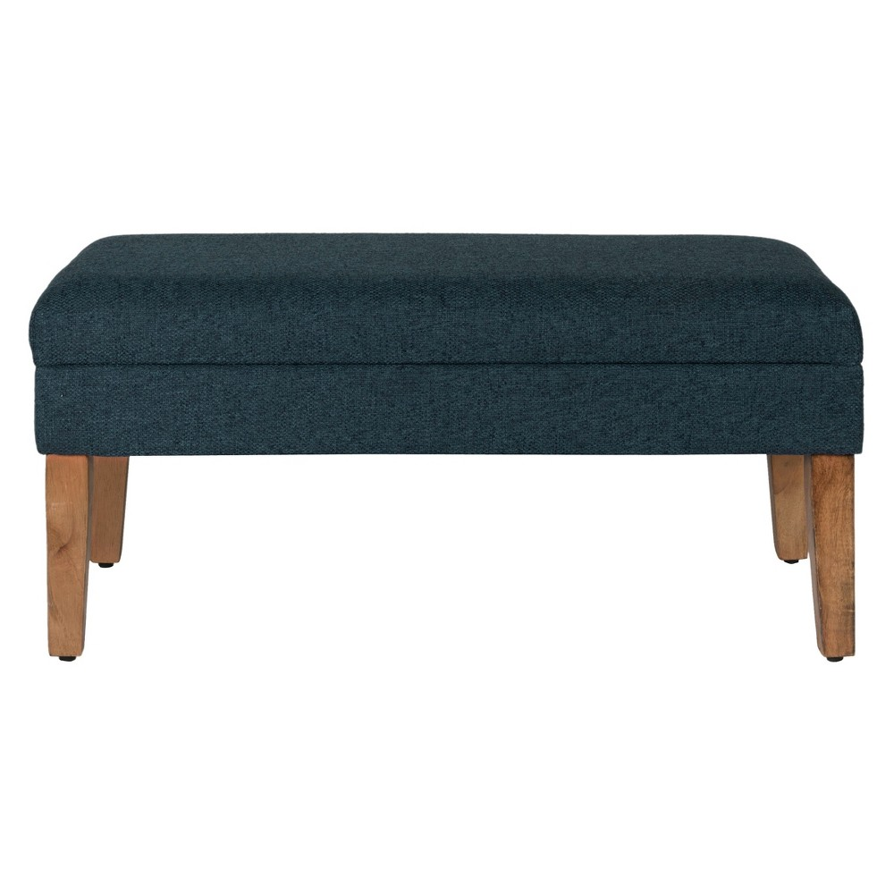 Storage Bench - Navy, benches was $119.99 now $89.99 (25.0% off)