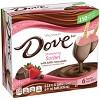 Dove Strawberry Frozen Sorbet with Milk Chocolate - 14.4oz 6ct - image 2 of 2