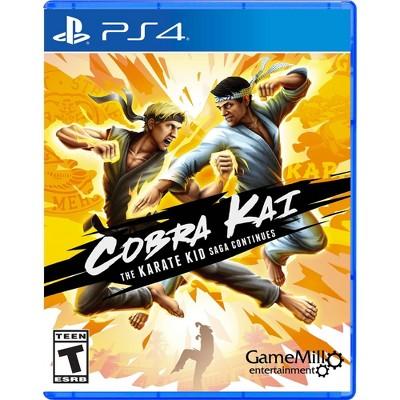Cobra Kai - PlayStation 4