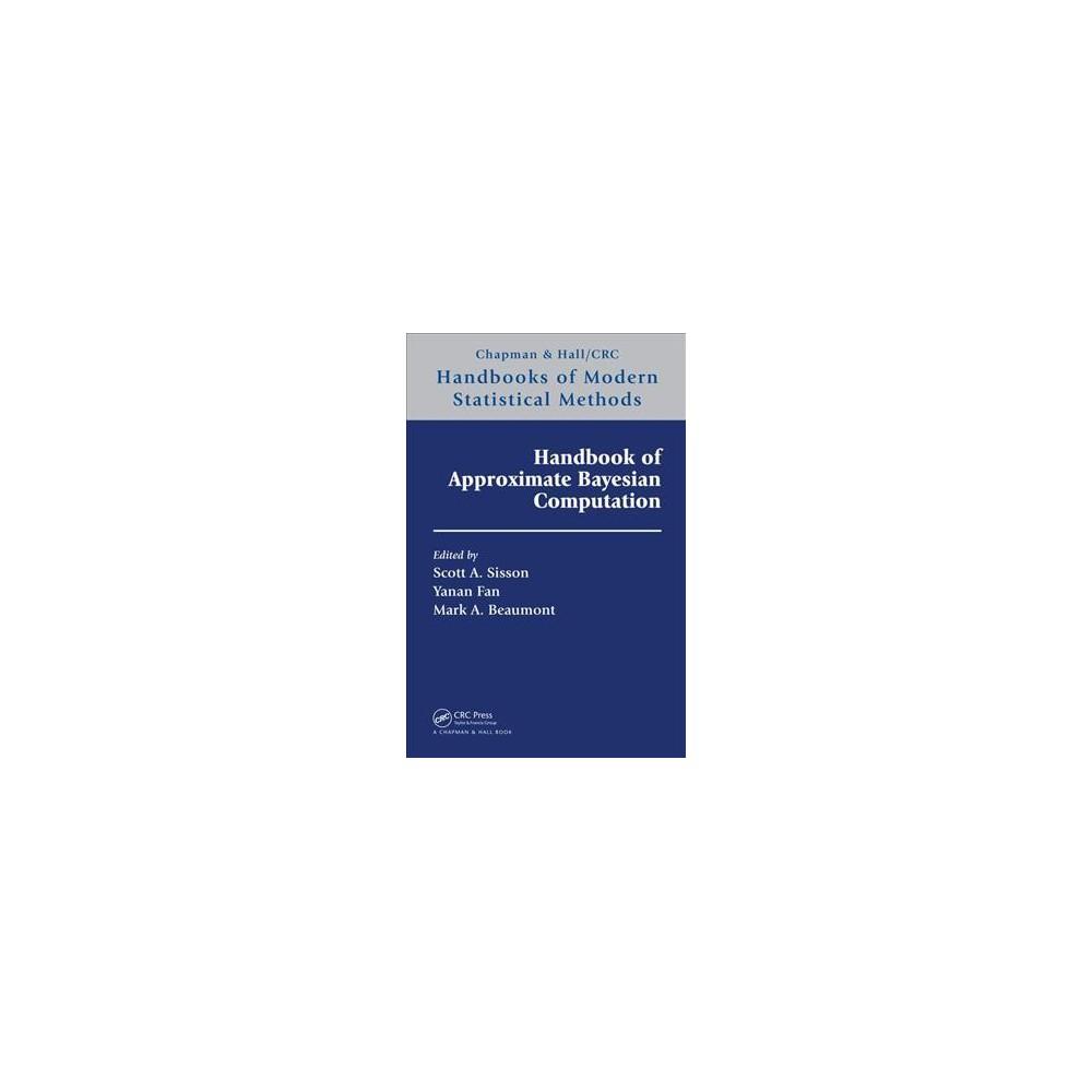 Handbook of Approximate Bayesian Computation : Likelihood-free Methods for Complex Models - 1