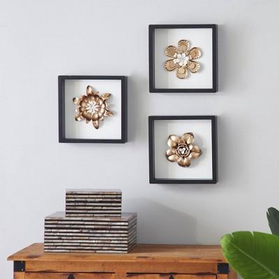 Ceramic Flower Wall Decor Target