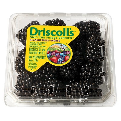 Blackberries - 6oz Package