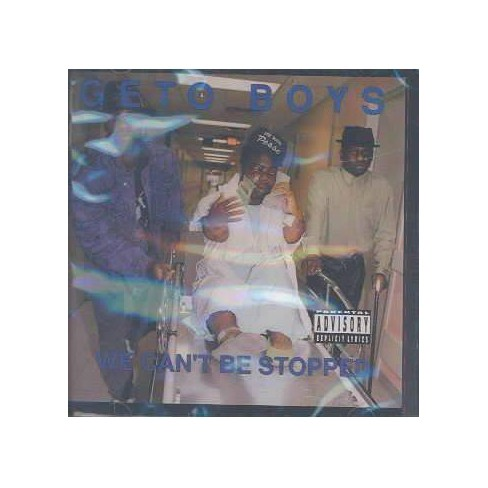 Geto Boys - We Can't Be Stopped (CD) - image 1 of 1