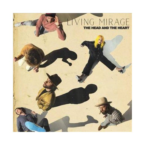 Head And The Heart - Living Mirage (Vinyl) - image 1 of 1