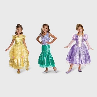 all disney princesses dresses