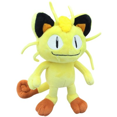 Sanei Pokemon Meowth 8 Inch Collectible Character Plush