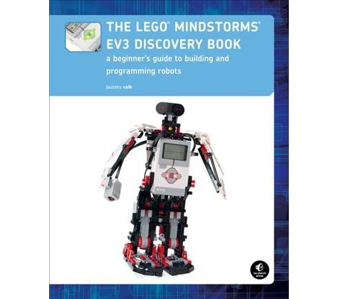 The Lego Mindstorms Ev3 Discovery Book (Paperback) - image 1 of 1
